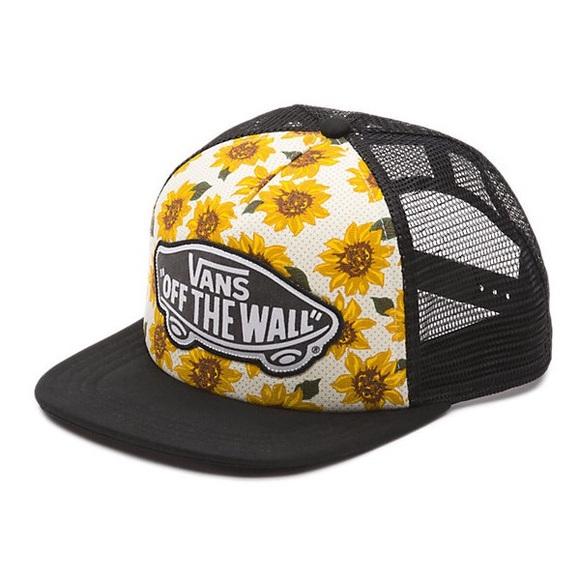 1bfccef482f Vans Sunflower SnapBack Hat. M 5a9ca2d36bf5a6e4cd0e41f2